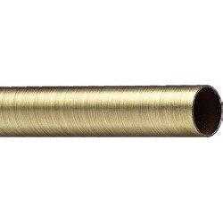 Barra cortina Cavallier 30 Espiral Cuero
