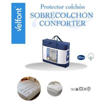 Sobrecolchon Conforter Velfont
