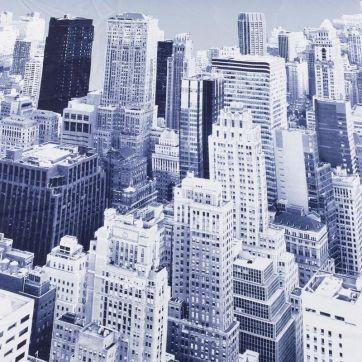 NEW YORK R-280 cmTejido cortina JVR