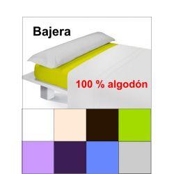 Bajera algodón colores 100%