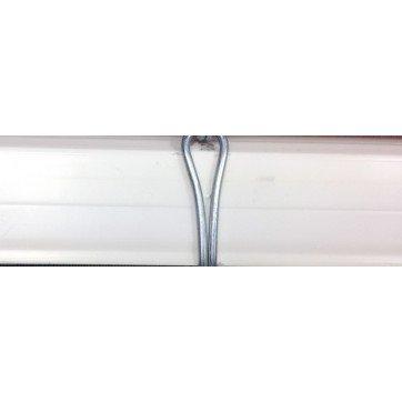 Persiana Alicantina plastico blanco