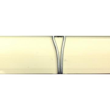 Persiana Alicantina plastico marfil