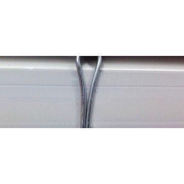 Persiana Alicantina plastico gris