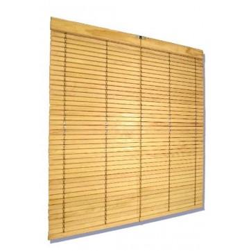 Persiana Alicantina madera barniz